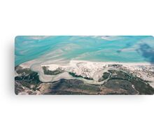 Aerial Photography Western Australia Canvas Print