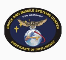 Space Systems  Center  Intelligence Directorate Baby Tee