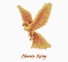 Phoenix Rising Kids Tee