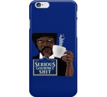 Serious Gourmet Shit iPhone Case/Skin