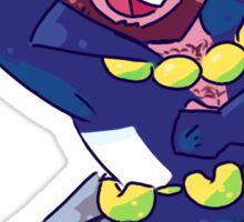 Aqua Leader Archie Sticker