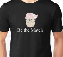 Be the Match - Hero4Hero Logo Unisex T-Shirt