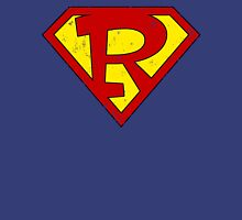 Superman R Letter Unisex T-Shirt