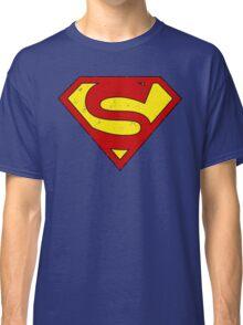 Superman S Letter Classic T-Shirt