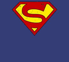 Superman S Letter Unisex T-Shirt