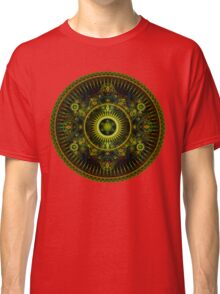 Metatron's Magick Wheel ~ Sacred Geometry Classic T-Shirt