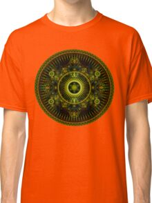 Metatron's Magick Wheel ~ Sacred Geometry Classic T-Shirt