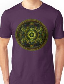 Metatron's Magick Wheel ~ Sacred Geometry Unisex T-Shirt
