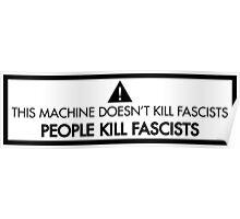 This Machine Poster