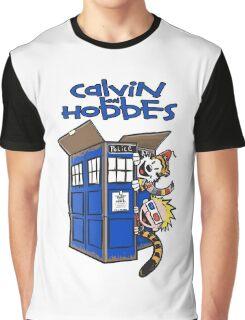 Calvin And Hobbes Fun Graphic T-Shirt
