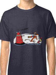 Calvin And Hobbes Adventure Classic T-Shirt