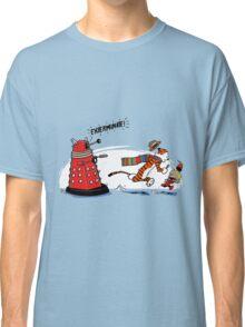 Calvin And Hobbes Adventure Classic T-Shirt