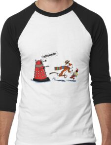 Calvin And Hobbes Adventure Men's Baseball ¾ T-Shirt