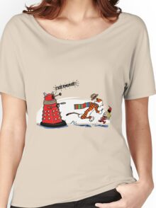 Calvin And Hobbes Adventure Women's Relaxed Fit T-Shirt