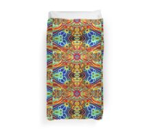 Cosmic Creatrip2 - Psychedelic trippy visuals Duvet Cover