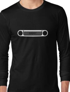 Toyota FJ Cruiser grille detail Long Sleeve T-Shirt