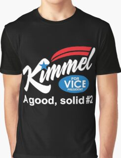 jimmy kimmel vice president Graphic T-Shirt