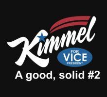 jimmy kimmel vice president One Piece - Short Sleeve