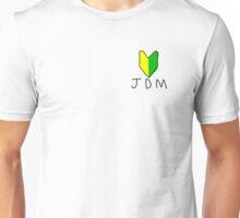 JDM Wakaba Scribble Unisex T-Shirt
