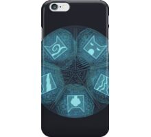 Warriors - Five Giants Wheel iPhone Case/Skin