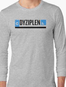 dyziplen unbreakable kimmy schmidt Long Sleeve T-Shirt