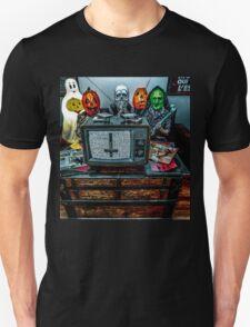 Halloween III - Say You Love Satan 80s Horror Podcast Unisex T-Shirt