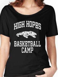 High Hopes Basketball Camp t-shirt Women's Relaxed Fit T-Shirt