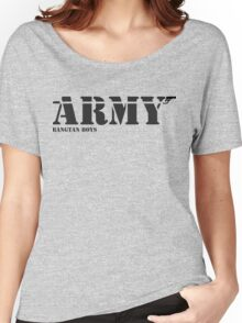 ARMY Bangtan Boys Women's Relaxed Fit T-Shirt