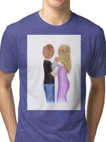 Nursery Design - Family Tri-blend T-Shirt