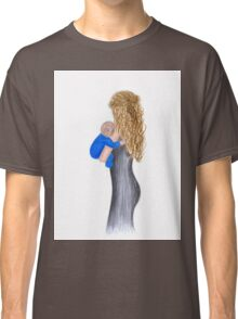Nursery Design - Unconditional Love Classic T-Shirt