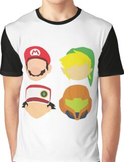 Nintendo Greats Graphic T-Shirt