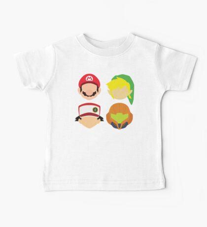 Nintendo Greats Baby Tee