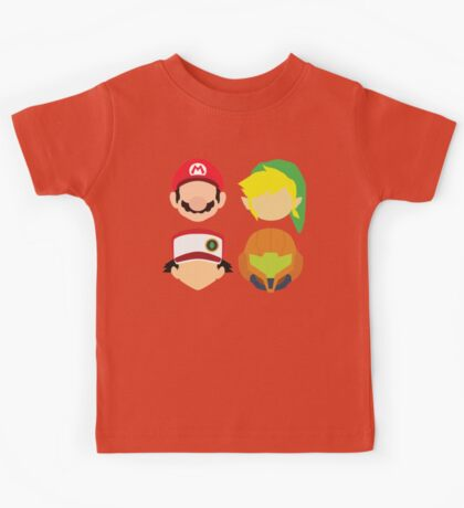 Nintendo Greats Kids Tee