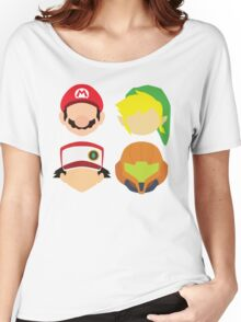 Nintendo Greats Women's Relaxed Fit T-Shirt