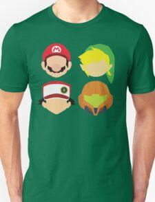 Nintendo Greats Unisex T-Shirt