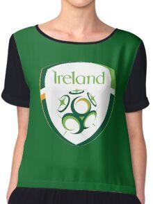 Euro 2016 Football - Republic of Ireland Chiffon Top