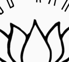 GOOD KARMA (circle) Sticker