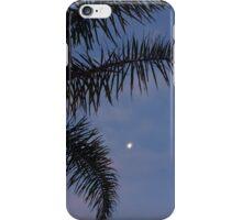 Moonlit sunset iPhone Case/Skin