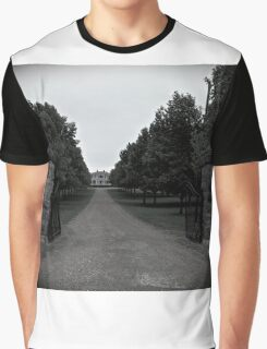 Two Rivers Mansion Graphic T-Shirt