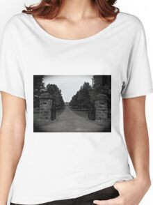 Two Rivers Mansion Women's Relaxed Fit T-Shirt