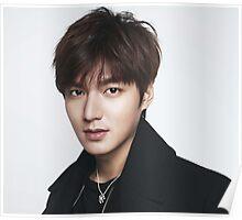 Handsome Lee Min Ho Poster