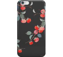 Persimmon Harvest iPhone Case/Skin