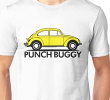 PUNCH BUGGY! Unisex T-Shirt