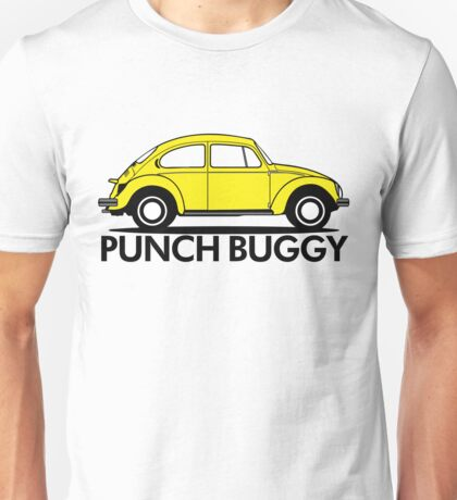 PUNCH BUGGY! Unisex T-Shirt