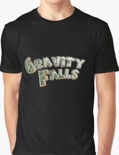 A Town Steeped in Mystery Graphic T-Shirt