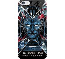 X-Men The apocalypse iPhone Case/Skin
