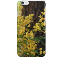 Wattle & Bark iPhone Case/Skin