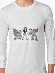BvS Popeye Long Sleeve T-Shirt
