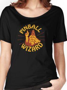 Pinball Wizard  Women's Relaxed Fit T-Shirt