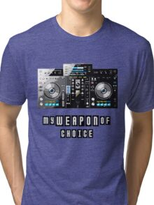 Dj Essentials Tri-blend T-Shirt